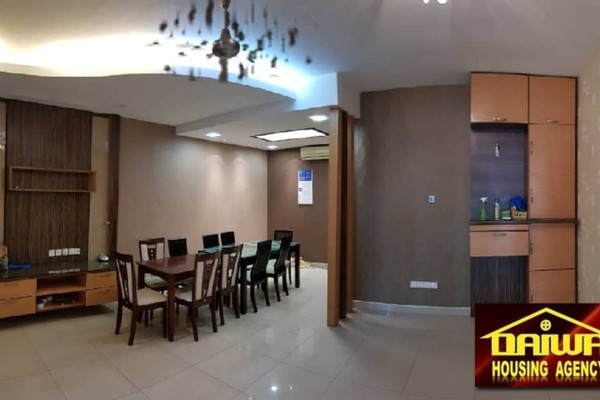 Terrace For Rent in Hill View Garden, Tanjung Bungah Freehold Fully Furnished 5R/5B 2.8k