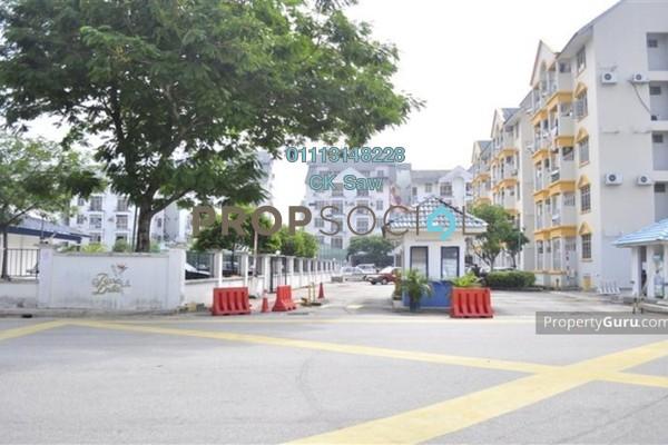 Condominium For Rent in Tiara Duta, Ampang Freehold Fully Furnished 3R/2B 1.4k