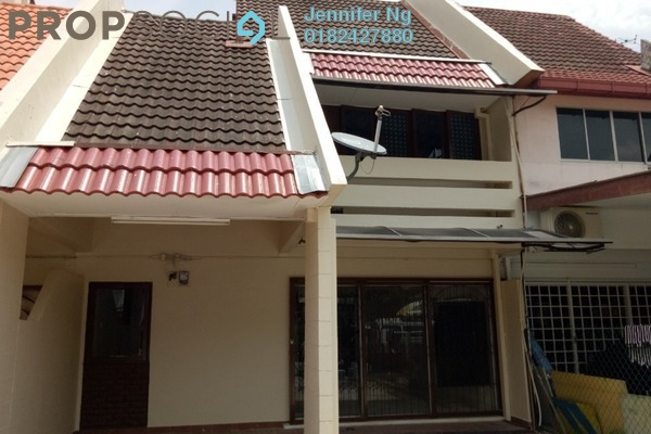 For Rent Terrace at SS18, Subang Jaya Freehold Semi Furnished 3R/3B 1.8k
