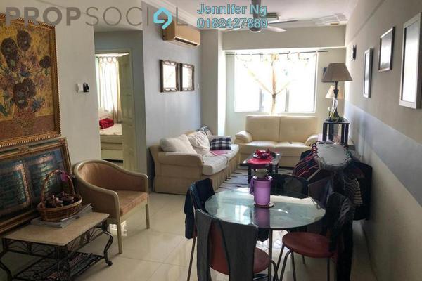 For Rent Serviced Residence at Rhythm Avenue, UEP Subang Jaya Freehold Fully Furnished 2R/1B 1.3k