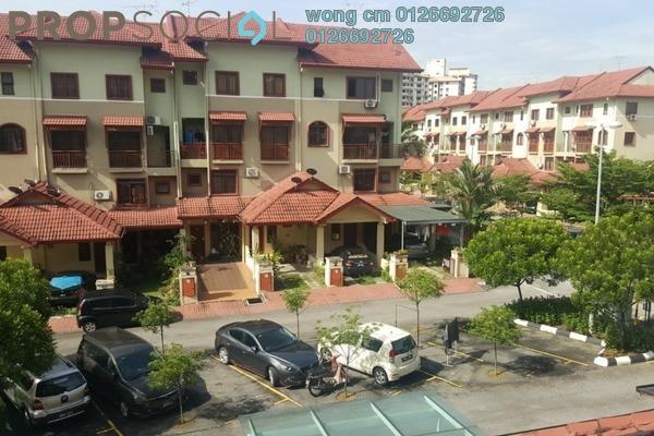 Townhouse For Rent in Villa Laman Tasik, Bandar Sri Permaisuri Freehold Semi Furnished 4R/3B 1.8k