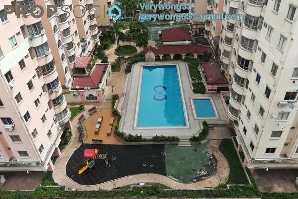 Condominium For Sale in Sri Intan 1, Jalan Ipoh Freehold Semi Furnished 3R/2B 328k