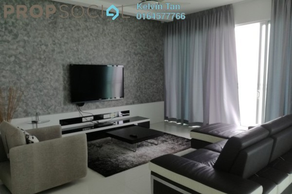 For Rent Condominium at Gurney Paragon, Gurney Drive Freehold Fully Furnished 4R/4B 7.5k