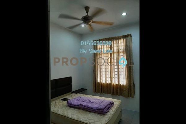 Terrace For Rent in Setia Indah, Tebrau Freehold Fully Furnished 4R/2B 1.5k
