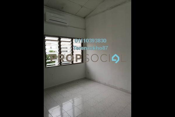 Terrace For Rent in Permas 11, Bandar Baru Permas Jaya Freehold Semi Furnished 3R/3B 1.3k