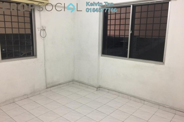 Apartment For Sale in Taman Pekaka, Sungai Dua Freehold Unfurnished 3R/2B 370k