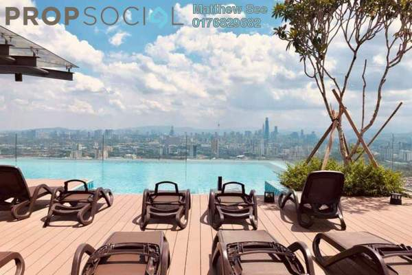 Condominium For Rent in EkoCheras, Cheras Freehold Unfurnished 1R/2B 1.5k