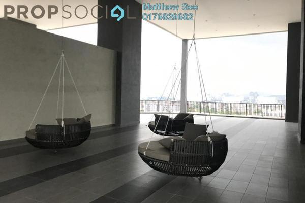 Condominium For Rent in 28 Boulevard, Pandan Perdana Freehold Fully Furnished 0R/1B 1.6k