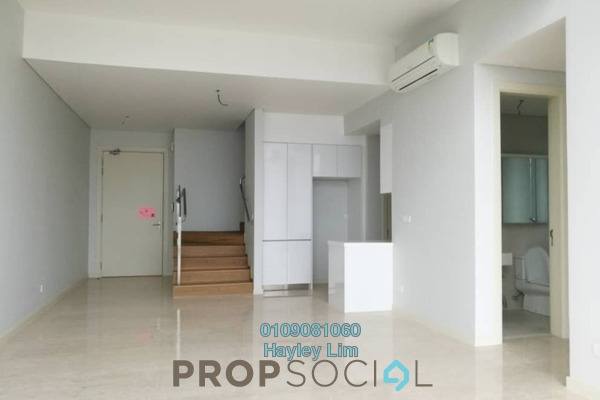 Condominium For Sale in KL Eco City, Mid Valley City Freehold Semi Furnished 2R/3B 2.4m