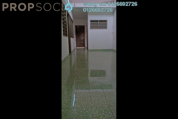 Terrace For Rent in Happy Garden, Old Klang Road Freehold Unfurnished 3R/2B 2k