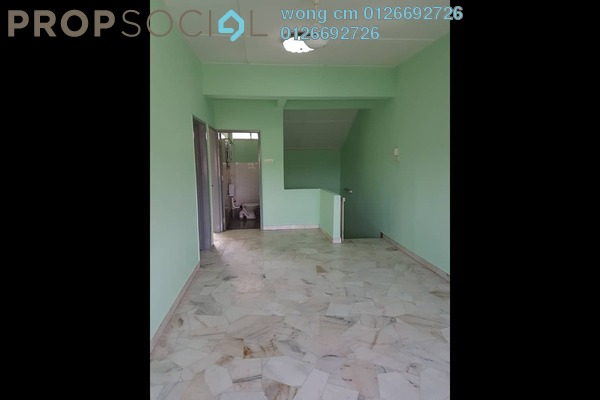 Townhouse For Rent in Happy Garden, Old Klang Road Freehold Unfurnished 3R/2B 1.3k