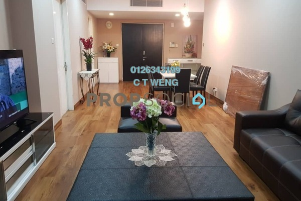 Condominium For Rent in NK Residences, Dutamas Freehold Fully Furnished 2R/3B 4.9k
