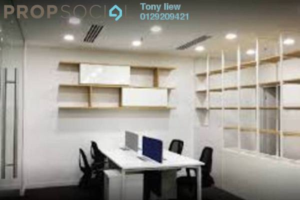 Office For Rent in Menara MBMR, Mid Valley City Freehold Semi Furnished 0R/0B 3.2k