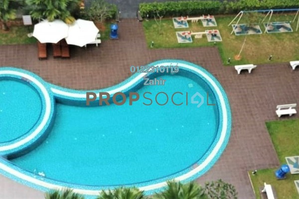 For Rent Condominium at Ehsan Residence, Putra Nilai Freehold Semi Furnished 4R/2B 1.7k