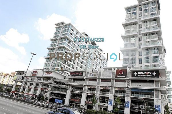 Condominium For Rent in The Scott Soho, Old Klang Road Freehold Fully Furnished 1R/2B 1.5k
