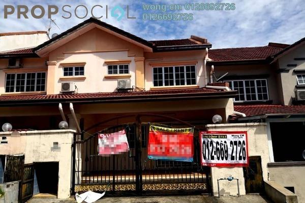 Terrace For Sale in Taman Damai Impian 2, Bandar Damai Perdana Freehold Unfurnished 4R/3B 755k