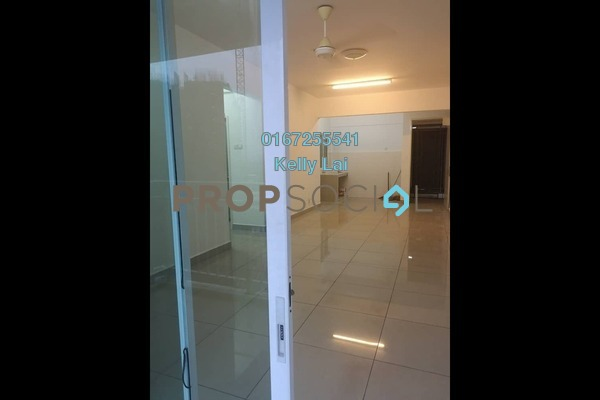 For Rent Condominium at First Residence, Kepong Freehold Semi Furnished 3R/2B 1.5k