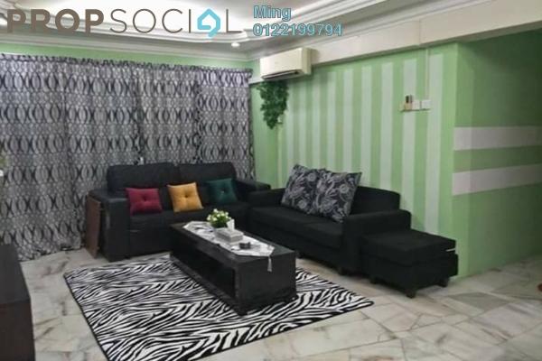 Condominium For Rent in Sentul Utama Condominium, Sentul Freehold Fully Furnished 3R/2B 400translationmissing:en.pricing.unit
