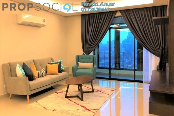 For Rent Condominium at Chymes @ Gurney, Keramat Freehold Fully Furnished 3R/2B 4k