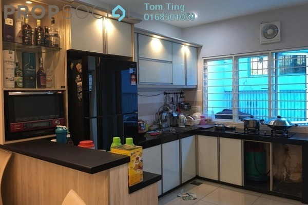 Townhouse For Rent in Chestwood Terrace, Bandar Utama Freehold Fully Furnished 3R/3B 2.8k