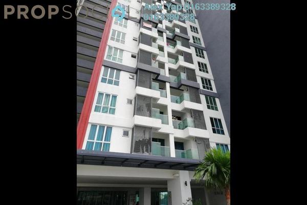 Condominium For Rent in Silk Residence, Bandar Tun Hussein Onn Freehold Semi Furnished 3R/2B 1k