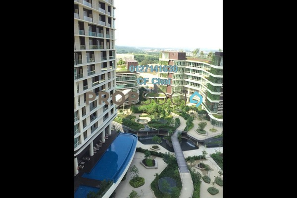 Serviced Residence For Sale in Grand Medini, Medini Freehold Fully Furnished 2R/2B 790k