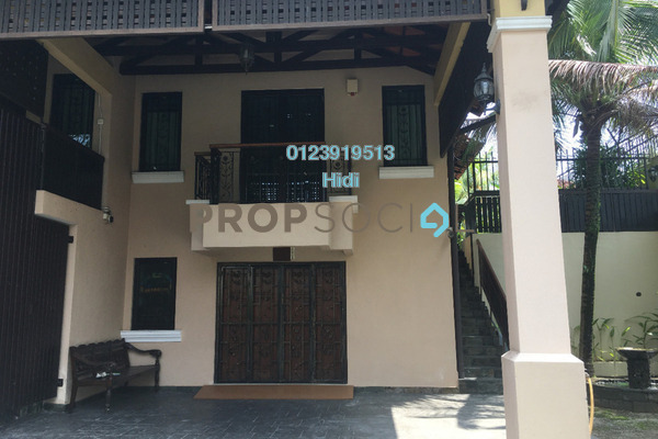 Semi-Detached For Sale in Taman Yarl, Old Klang Road Freehold Semi Furnished 4R/4B 2.5m