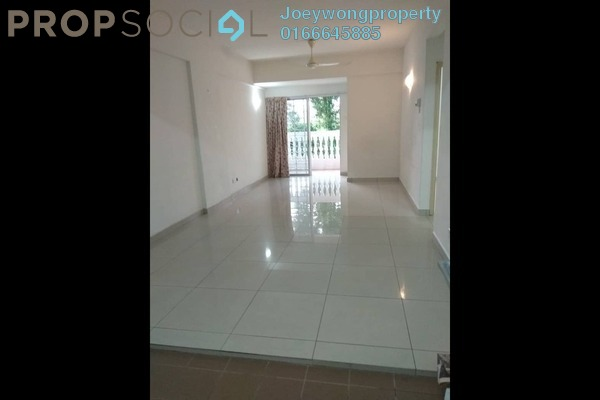 For Sale Condominium at Nilam Puri, Bandar Bukit Puchong Freehold Semi Furnished 3R/2B 280k