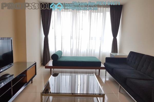 Condominium For Rent in Tiffani Kiara, Mont Kiara Freehold Fully Furnished 3R/2B 4.6k