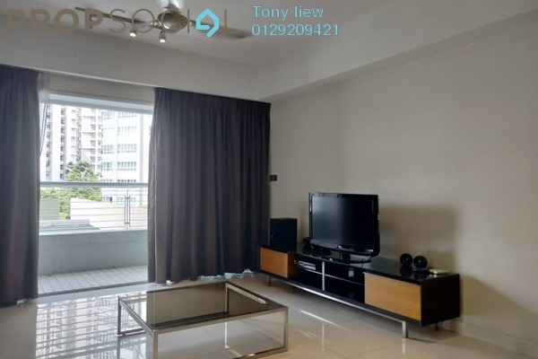 For Rent Condominium at Tiffani Kiara, Mont Kiara Freehold Fully Furnished 3R/1B 4.9k