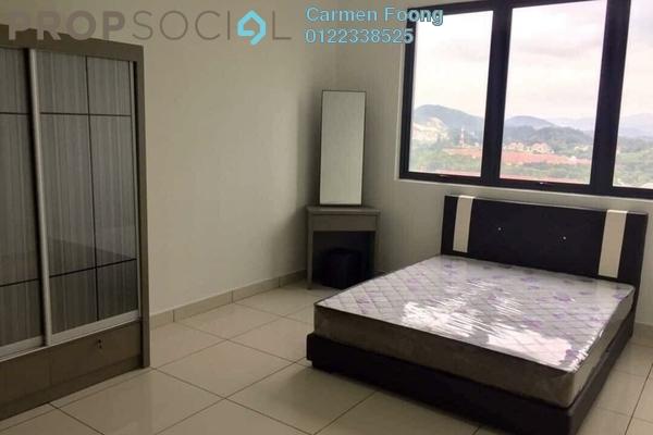 Condominium For Sale in Kiara Plaza, Semenyih Freehold Fully Furnished 3R/2B 515k