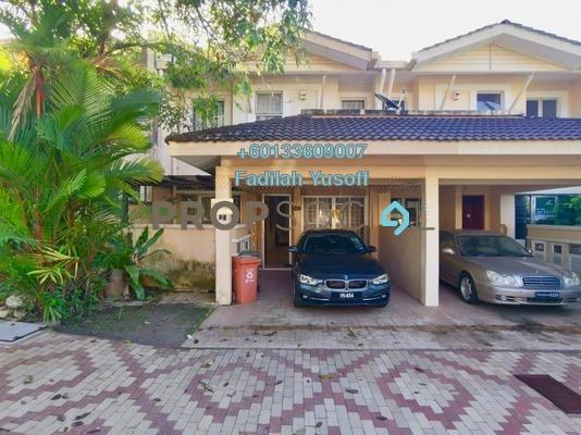 Terrace For Rent in Precinct 11, Putrajaya Freehold Semi Furnished 4R/3B 1.8k