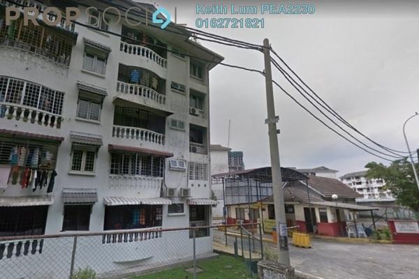 Apartment For Sale in Pandan Lake View, Pandan Perdana Freehold Unfurnished 3R/2B 260k