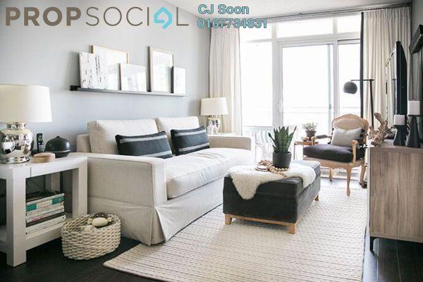 Condominium For Sale in Kompleks Diamond, Bangi Freehold Fully Furnished 3R/2B 288k
