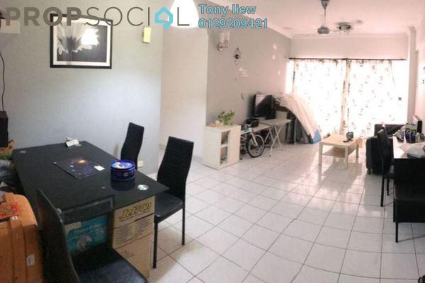 Condominium For Sale in Sri Desa, Kuchai Lama Freehold Semi Furnished 3R/2B 365k