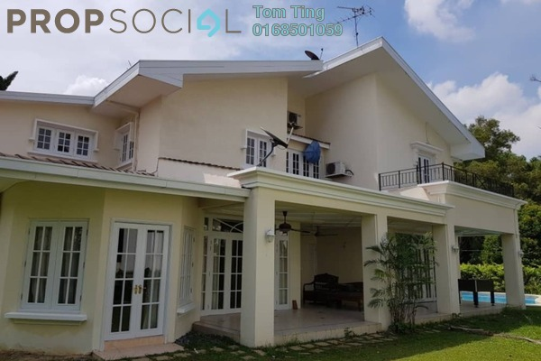 Terrace For Rent in Damansara Heights, Kuala Lumpur Freehold Semi Furnished 4R/5B 8.89k