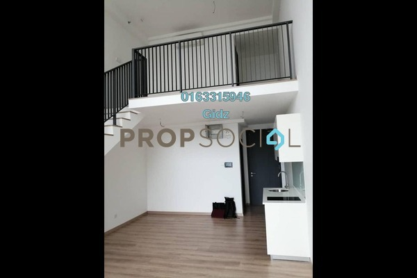 Condominium For Rent in Emporis, Kota Damansara Freehold Semi Furnished 0R/1B 1.4k