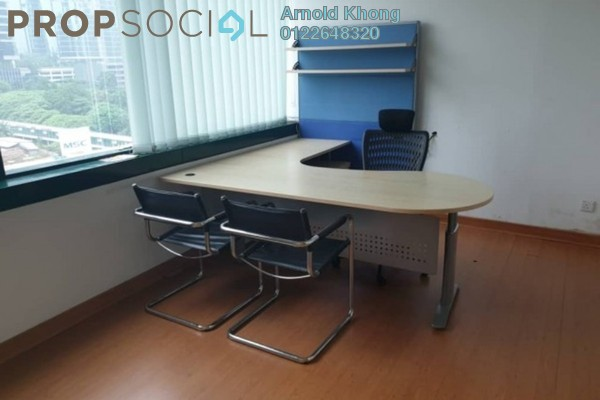 Office For Rent in Bangsar Trade Centre, Pantai Freehold Fully Furnished 0R/0B 2.4k