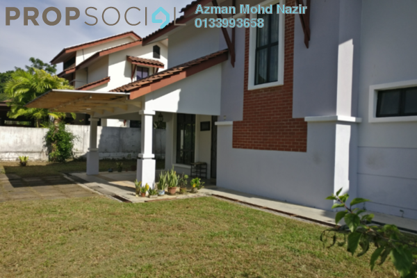 Bungalow For Rent in Jentayu, Bandar Enstek Freehold semi_furnished 5R/5B 2.3k