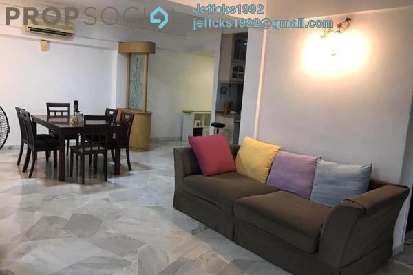 For Rent Condominium at Danau Permai, Taman Desa Freehold Fully Furnished 3R/2B 2.3k