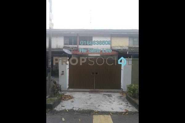 Terrace For Rent in Taman Skudai Baru, Skudai Freehold Semi Furnished 3R/2B 1k