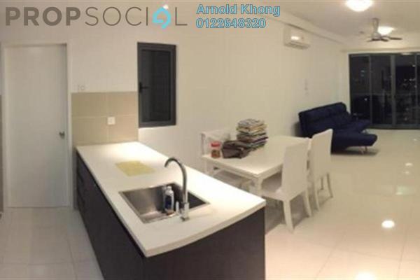 For Rent Condominium at Boulevard Residence, Bandar Utama Freehold Semi Furnished 3R/2B 1.85k