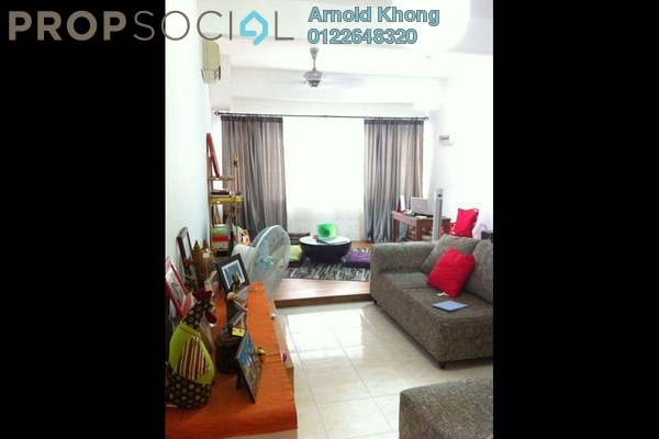 Townhouse For Sale in Lagenda Mas Villa, Jalan Ipoh Freehold Semi Furnished 3R/2B 424k