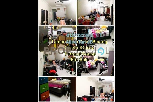 Terrace For Sale in Taman Daya, Tebrau Freehold Semi Furnished 3R/2B 378k