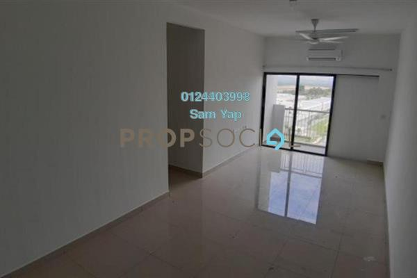 Condominium For Rent in The Olive, Sunsuria City Freehold Unfurnished 3R/2B 1.4k