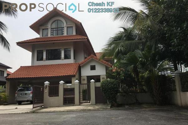 Bungalow For Rent in Mutiara Hill, Mutiara Damansara Freehold Fully Furnished 7R/6B 12k