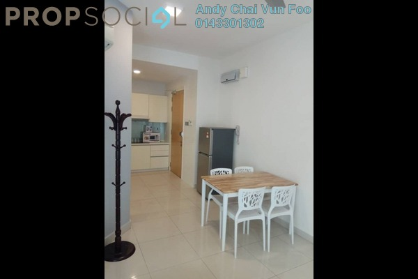 For Rent Apartment at Crest Jalan Sultan Ismail, KLCC Freehold Fully Furnished 1R/1B 2.6k