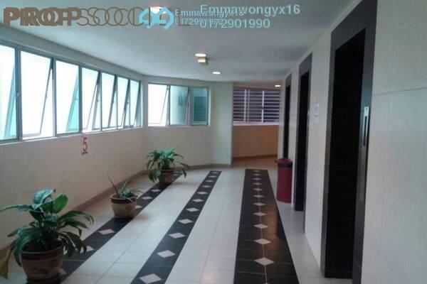 Condominium For Rent in Villa Makmur, Dutamas Freehold Unfurnished 3R/2B 1.45k