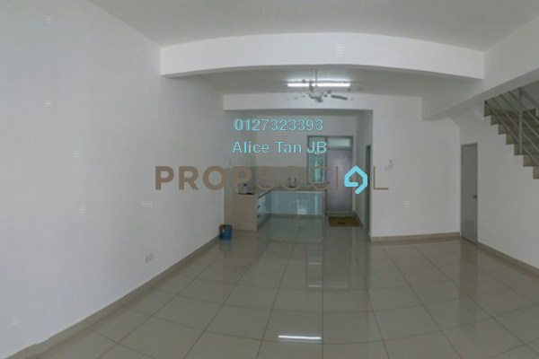 Terrace For Sale in Nusa Sentral, Iskandar Puteri (Nusajaya) Freehold Unfurnished 4R/3B 620k