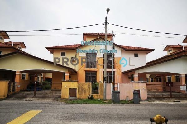 For Sale Terrace at Bandar Springhill, Sendayan Freehold Unfurnished 3R/3B 280k